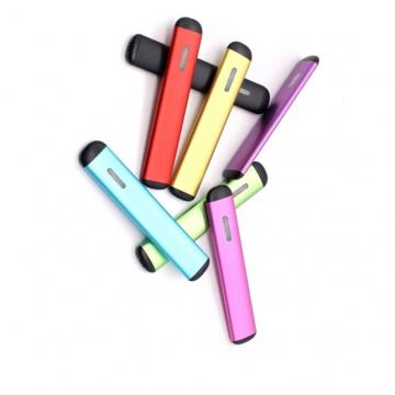 800 Puffs Flavored Nicotine Salts Disposable Vape Pen OEM Welcome